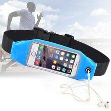 """Sport Belt For Lava Mobile SmartPhone 3.7""""-6"""" Universal Running Bag Waist Pocket Case Cover 5.5"""" Gym Jog Waterproof Workout Case"""