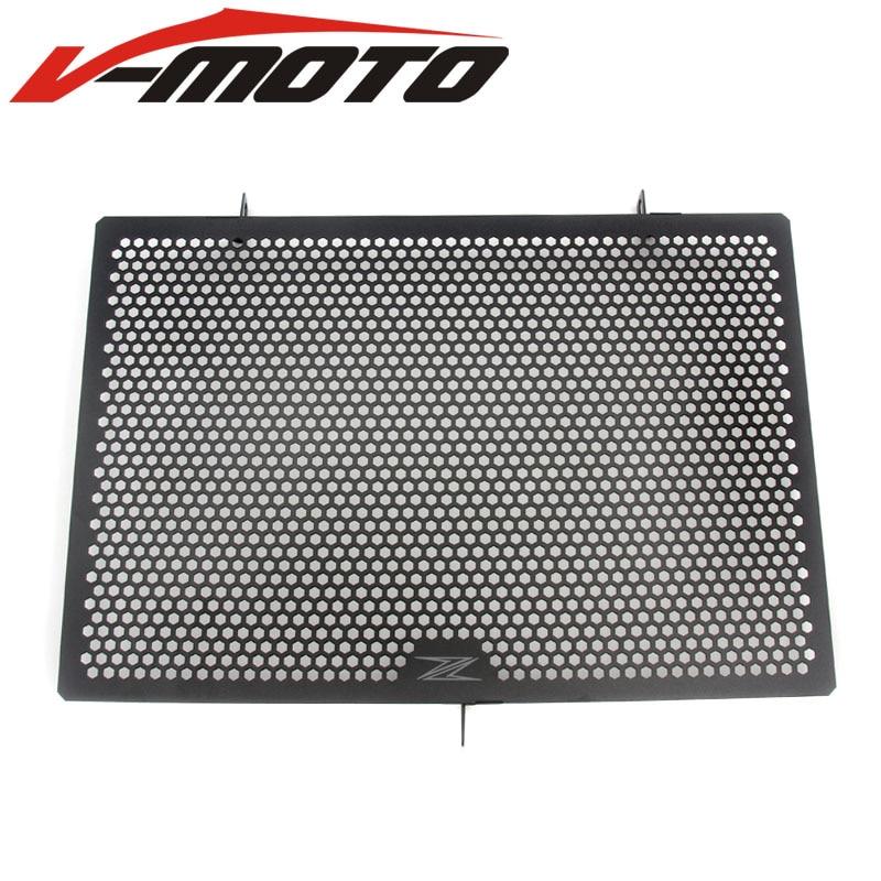 For kawasaki Z800 Z 800 Z1000 Z 1000 Z1000SX Z 1000 Z750 Z 750 Motorbike stainless steel radiator grille guard cover protector