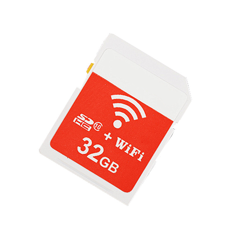 Promotion!!! WIFI SD Card Shared Memory SD Card 32GB Class 10 SDHC Flash Memory WIFI SD Card 8G 16G