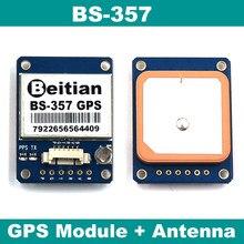 Beitian gps módulo, alta precisão, ttl nível gps, construir em 4 m flash, G-MOUSE, BS-357