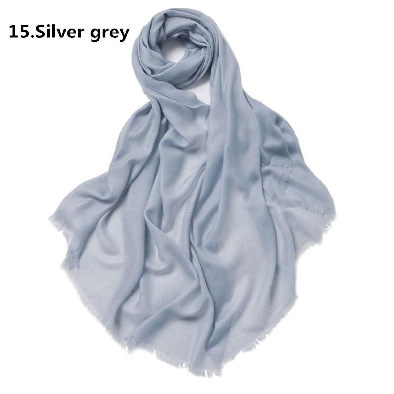 15. Silver grey