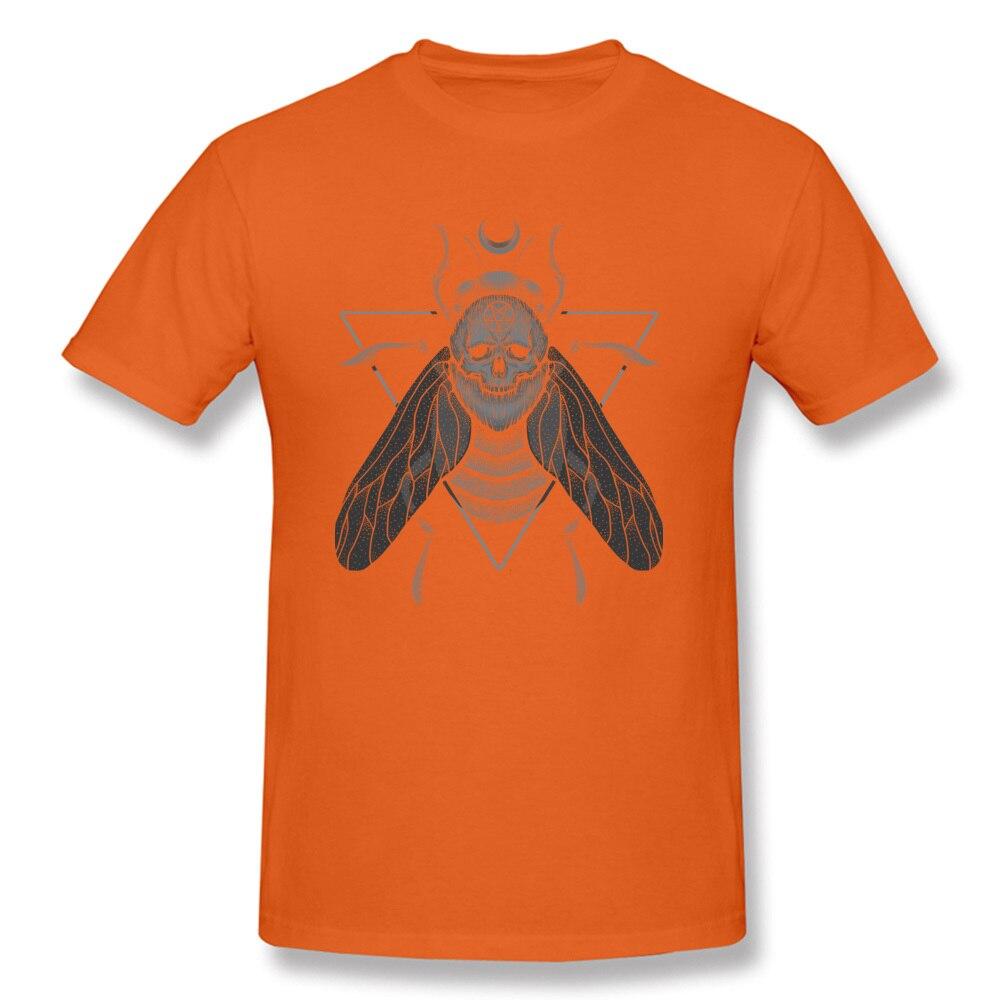 Pestilence High Quality Short Sleeve Print Top T-shirts 100% Cotton O Neck Men's Tops Shirts Clothing Shirt Summer Fall Pestilence orange