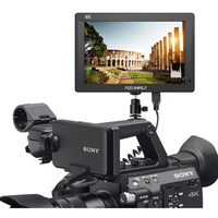 Feelworld 4K HDMI IN OUT FH7 7 Inch Field Monitor 1920 1200 FHD Video Camera LCD