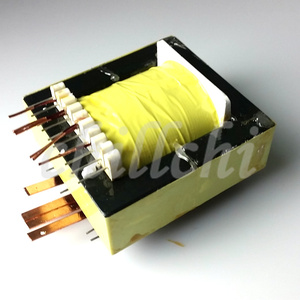 Image 3 - Inverter ad alta frequenza trasformatore di EE85B verticale 2000 Watt