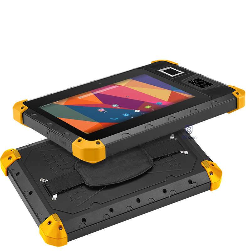 """Оригинальный K805 Водонепроницаемый планшет телефон Android промышленный противоударный считыватель отпечатков пальцев 8 """"Экран 10000 мА/ч, 2 Гб ОЗУ, GPS 4 аппарат не привязан к оператору сотовой связи NFC"""
