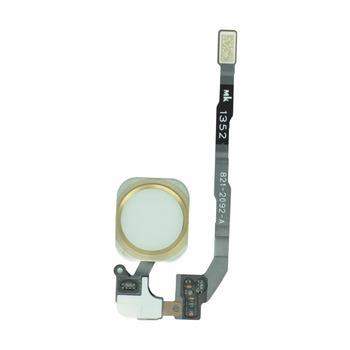 For iPhone 5S Original Home Button Assembly Flex Cable Sensor Ribbon Complete Spare Parts Replacement for Iphone 5s Home Button