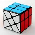 YongJun Moyu Pinwheel Wind Fire Wheels 3x3x3 Speed Fisher Magic Cube Puzzle Skewb Cubes Children Kids Educational Toys