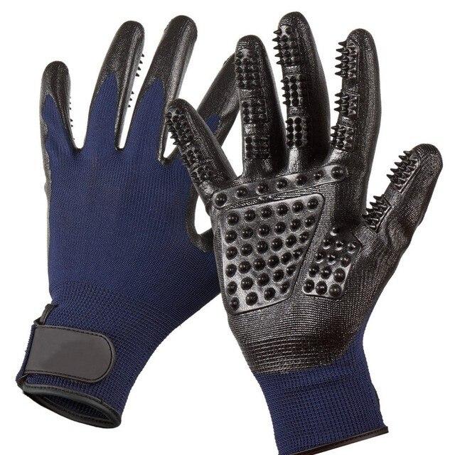 1 Pair Cat Bristles Gloves