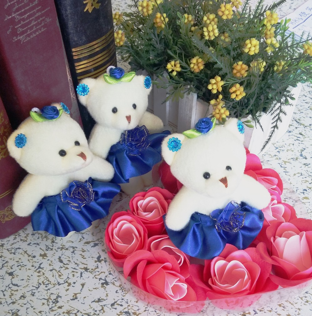 Wholesale And Retail Promotional Gift Plush Toys Lovely