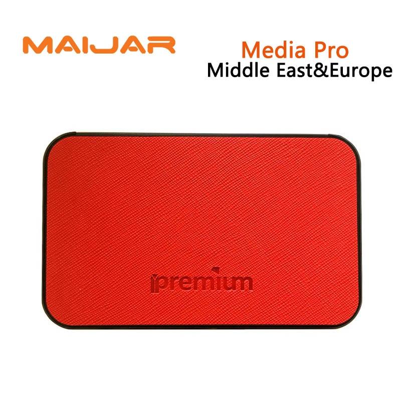 1Year Media Pro IPTV Channels Subcription For Ipremium Tv Online+ Europe Middle East Arabic IPTV Stalker Live Streaming VOD Game
