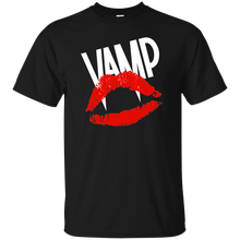 Vamp, Movie, Retro, Grace Jones, Vampire, Horror, Lips, Fangs, T-shirt Harajuku Tops Fashion Classic Unique t-Shirt gift