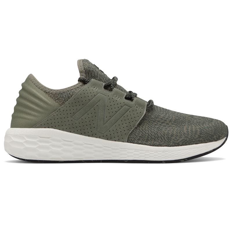 NEW BALANCE Mens Unisex MCRUZDM2, Free And Time Sportwear, Grey