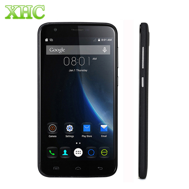 DOOGEE Valencia 2 Y100 Plus 16GB LTE 4G 5.5inch OGS Android OS 5.1 Smartphone MT6735 Quad Core 1.0GHz RAM 2GB WCDMA 3G Cellphone