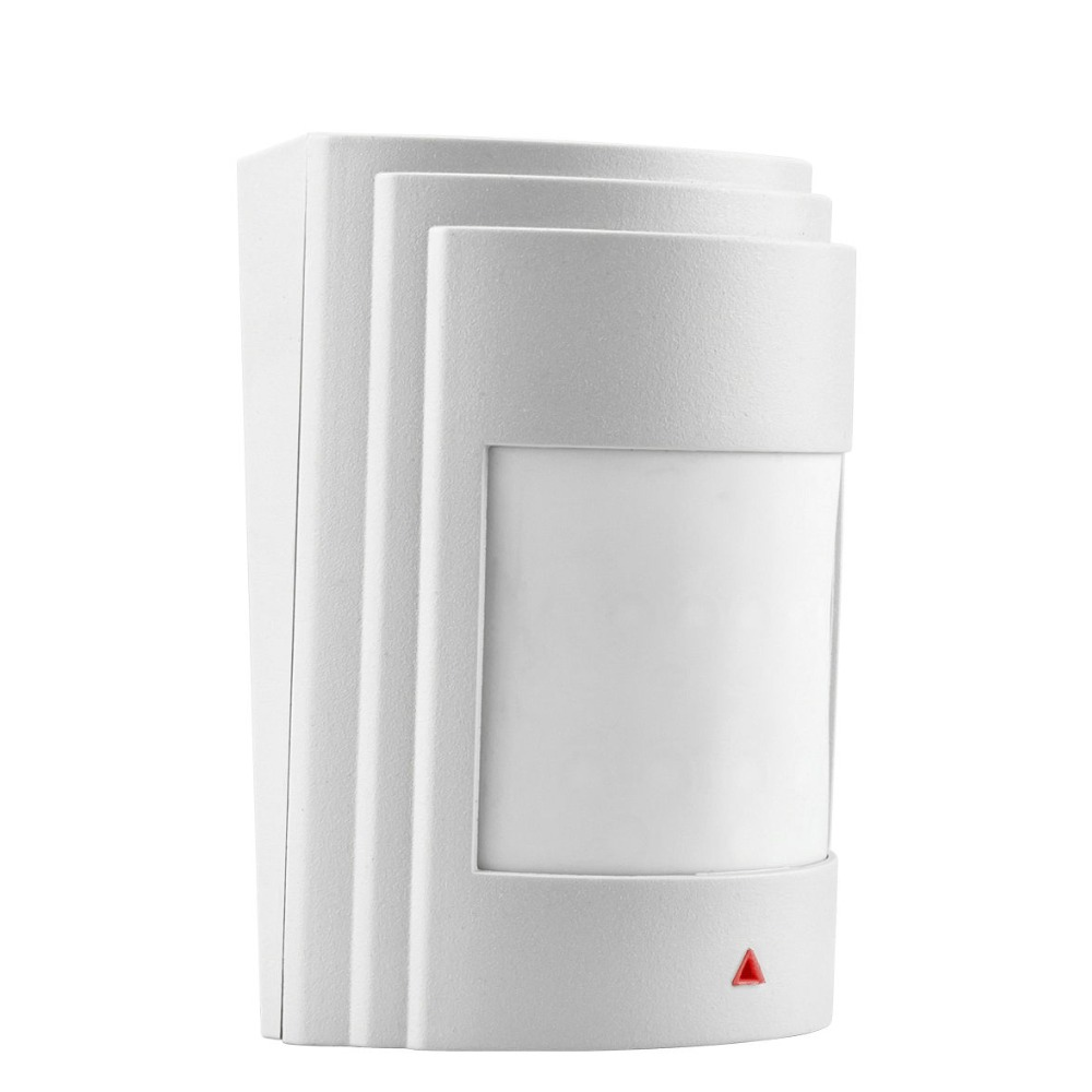 Wired PIR Infrared motion detector senor for Home security gsm alarm system