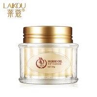 LAIKOU Horse Oil Miracle Cream 50g Adopts High Quality Korean Horse Oil Deep Repair Skin Free