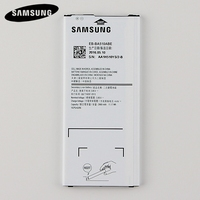 100 Original Battery EB BA510ABE For Samsung Galaxy A5 2016 Edition A510F A5100 Authentic Battery 2900mAh