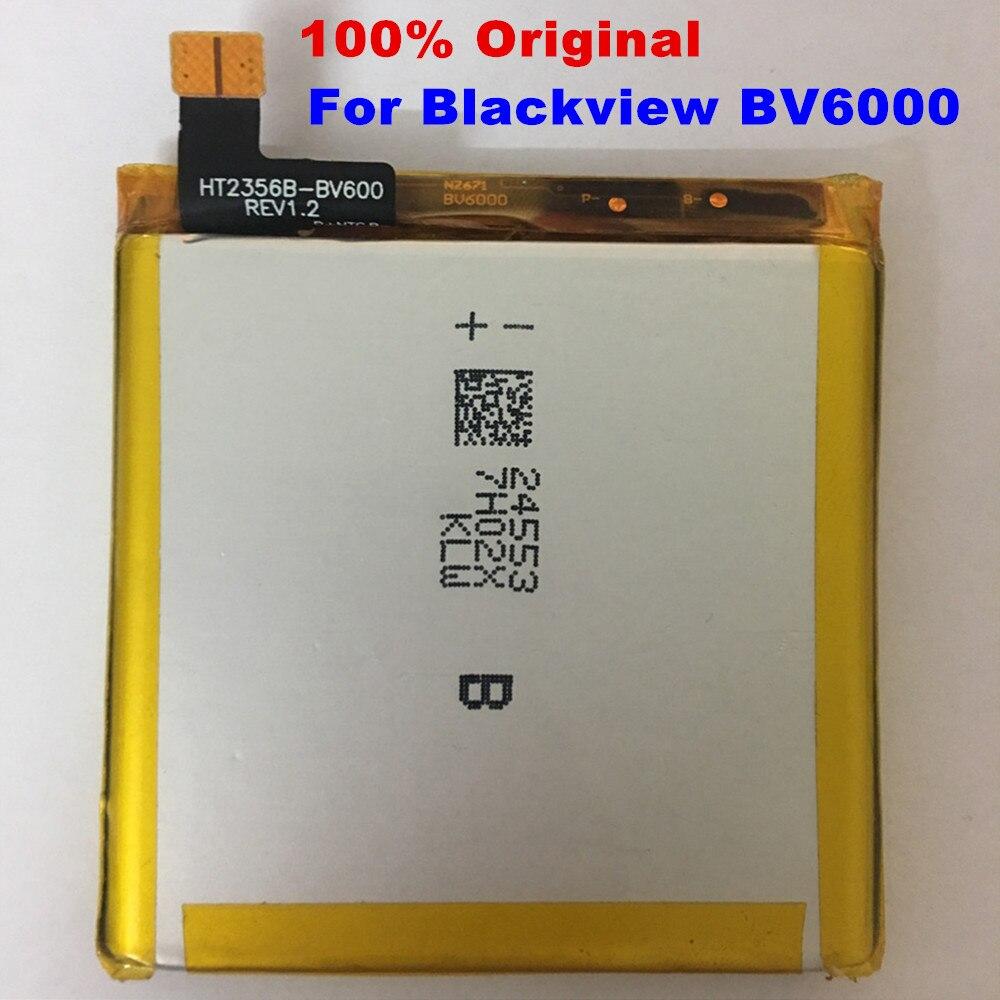 100% Original 4200mAh Battery For Blackview BV6000 BV6000S Batterie Bateria Smart Mobile Phone Li-ion Battery + Tracking Number