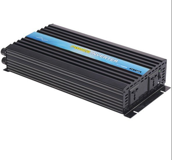 Professional Sale Ce&rohs Approved,dc 12v To Ac 220v/230v/240v 1500w Pure Sine Wave Inverter/solar Inverter With 20a Charger Inverters & Converters Electrical Equipments & Supplies free Shipping Strong Resistance To Heat And Hard Wearing