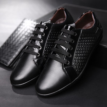 Brand men casual shoes 40-45 comfortable spring fashion breathable men shoes