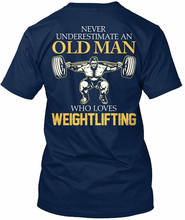 2018 Brand Clothing Tees Casual Short Men Who Loves Weightlifting O-Neck Fashion 2018 Tee Shirts цена и фото