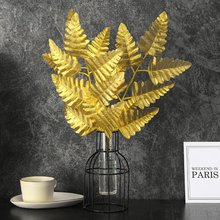 Artificial Palm Leaves Summer Jungle Theme Table Decoration Birthday Golden Cloth Environmental Creative Hawaiian Aloha Luau