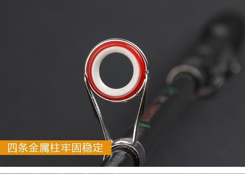 Yumoshi Fishing Rod Reel Combo 27