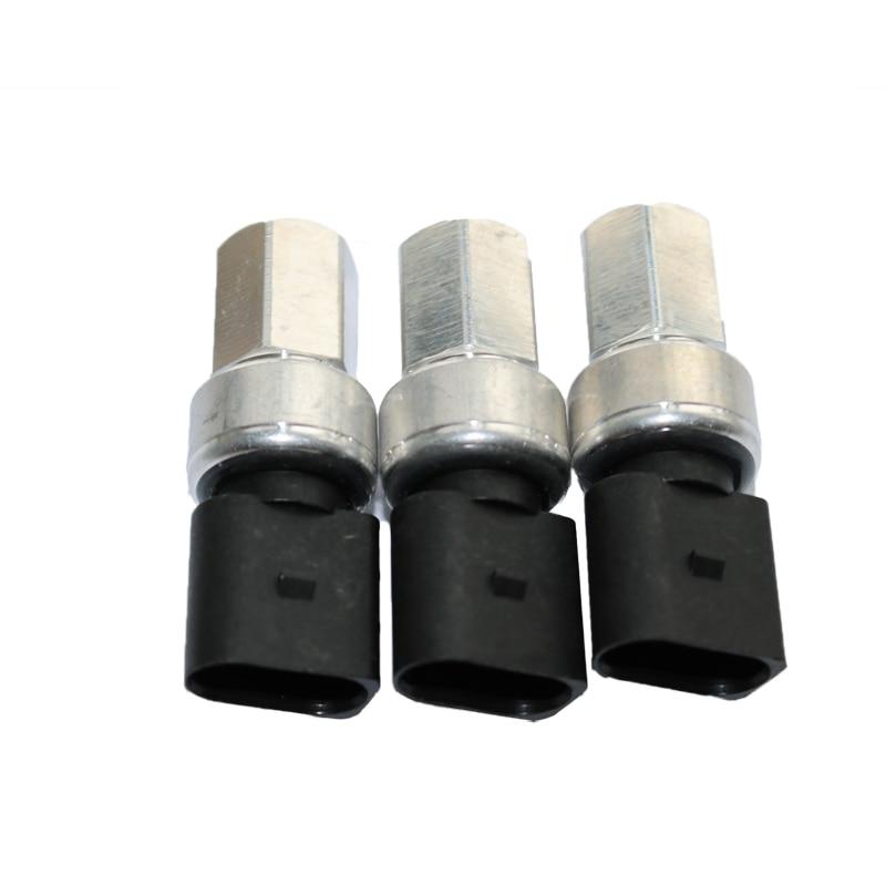 1K0959126E Air A/C Датчик давления переключатель для Golf J etta Passat Beetle CC 5K0 959 126D 1K0 959 126 D 1K0959126