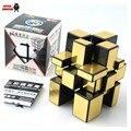 ShengShou 3x3x3 Trefilado Estilo Fundido Recubierto Reto Regalos Espejo Rompecabezas Cubos juguetes Educativos Cubo Mágico Especial juguetes