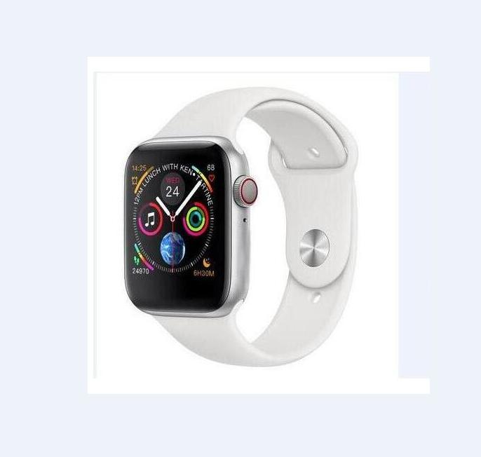 Smart Watch <font><b>iwo</b></font> 8 Series 4 Clock 44mm Push Message Bluetooth Connectivity For Android phone For IOS iPhone 6 <font><b>7</b></font> 8 X <font><b>Smartwatch</b></font> image