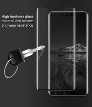 Купить с кэшбэком 3D Curved Tempered Glass For Huawei Mate 20 Pro Screen Protector For Huawei Mate 20 Pro Full Curved Edge Tempered Glass 6.39inch