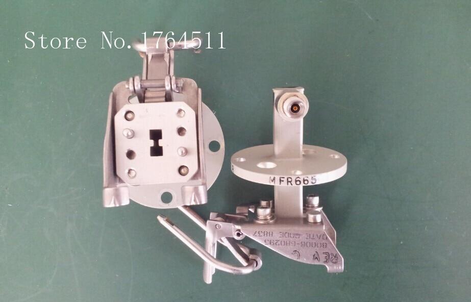 [BELLA] WR-28 26.5-40GHZ 2.92 Ka Band Waveguide Port Adapter