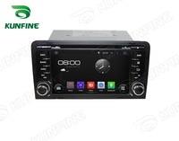 Quad Core 1024*600 Android 5.1Car DVD GPS Navigatie Speler voor Audi A3 (2003-2011) Radio3G Wifi Stuurbediening Remote