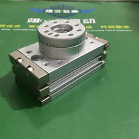 11 MSQA10A SMC Gear and rack rotary swinging cylinder pendulum cylinder MSQA series
