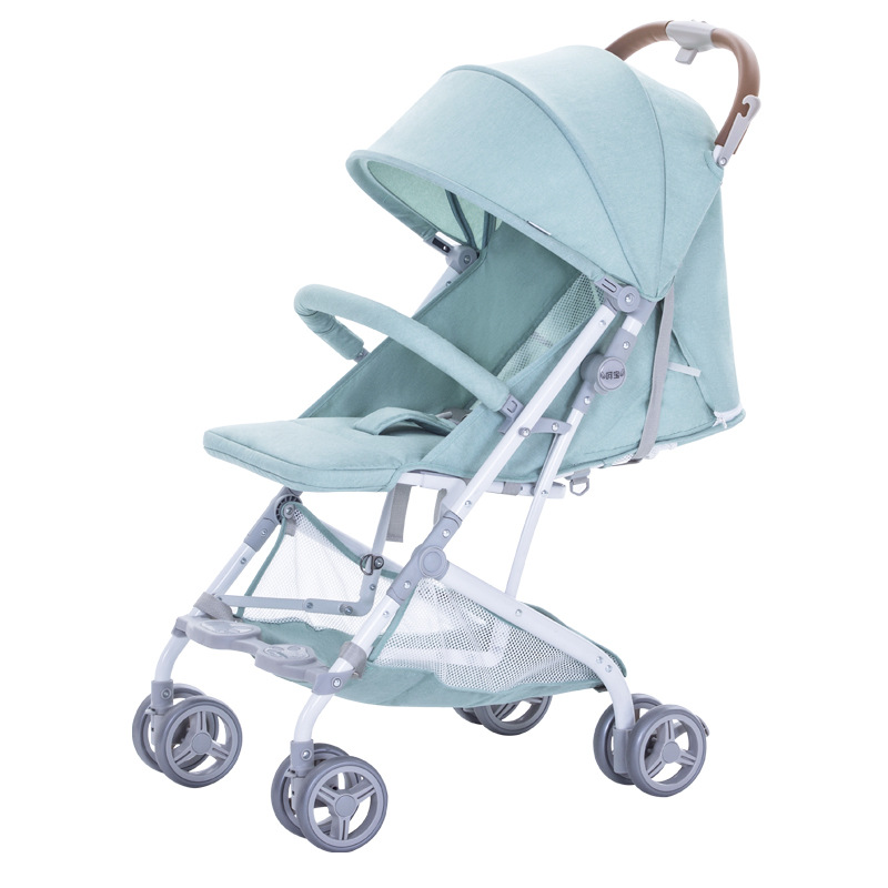 цена Strollers can sit lie folded shock Ultraportability summer bb baby child children high landscape stroller