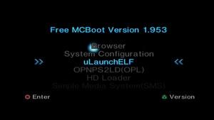 Image 3 - Bitfunx 8MB משלוח McBoot FMCB זיכרון כרטיס עבור PS2 FMCB זיכרון כרטיס v1.953