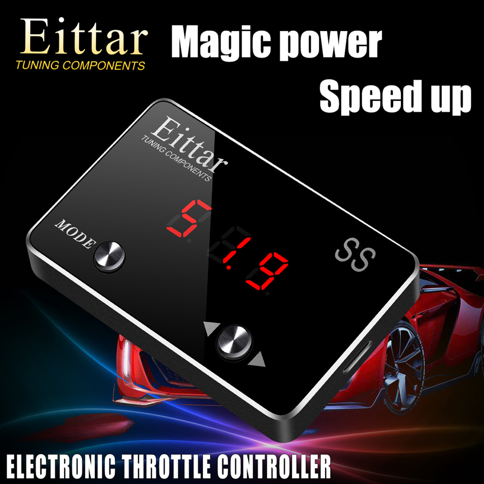 Eittar Electronic Throttle Controller Accelerator For Jeep Wrangler Jk 2007 2017 In Car From Automobiles Motorcycles On