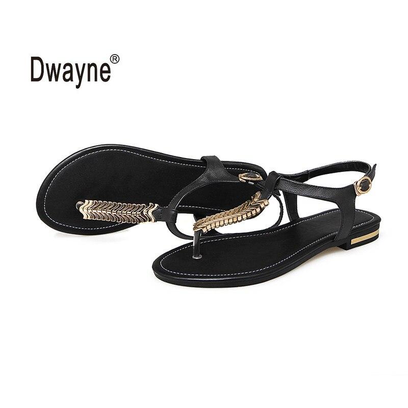 Big Size Women Cow Leather Shoes VS Summer Sandals Shoes Woman Sandals chaussure femme Sandalias Mujer sandalia femininaBig Size Women Cow Leather Shoes VS Summer Sandals Shoes Woman Sandals chaussure femme Sandalias Mujer sandalia feminina