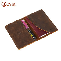 JOYIR Credit Card Holders Genuine Leather Passport Wallet Multifunction Business Card Holder Card Hot 2017 42