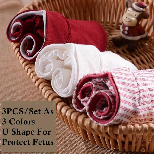 Low Waist Organic Cotton Maternity Underwear