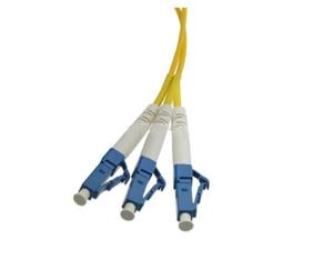 Image 3 - LC UPC 1X2 Fiber Optic FTTH Splitter FBT Optical Coupler 1x2 LC UPC Singlemode simplex plc optical splitter Free shipping