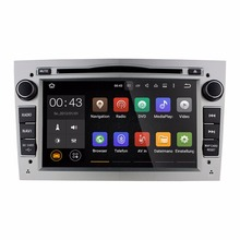7 Inch Android 5.1.1 Car Multimedia Player Silver For Opel Antara Capacitive Touch Quad Core 1024*600 Free MAP Car DVD Player