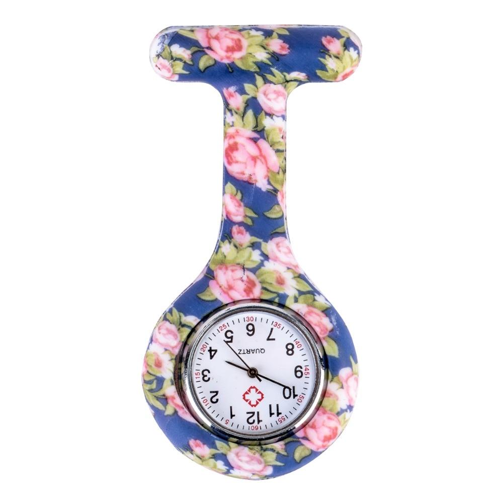 Shellhard Moda Baskılar Renkli Hemşireler Saatler Doktor - Cep Saatleri - Fotoğraf 5