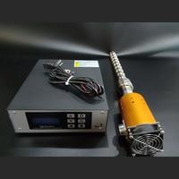 Ultrasonic Liquid Processor 20Khz For Liquid Homogenizers 1000W