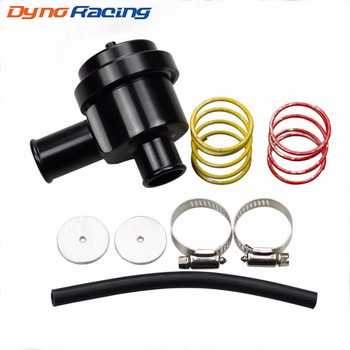 Universal Auto 25mm aluminum racing turbo charger Blow Off Valve Blow dump Blow off adaptor BOV