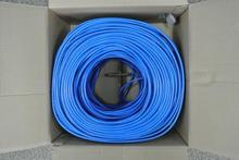 Pure Copper Super Six Gigabit Outdoor Wire Outdoor 0.5 High Speed Computer Monitoring Twisted Wire Network Wire
