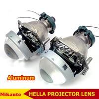 3 0 Inch Bi Xenon Hella Headlamp Projector Lens Aluminum Car Hid Headlight Modify D2S Reflector