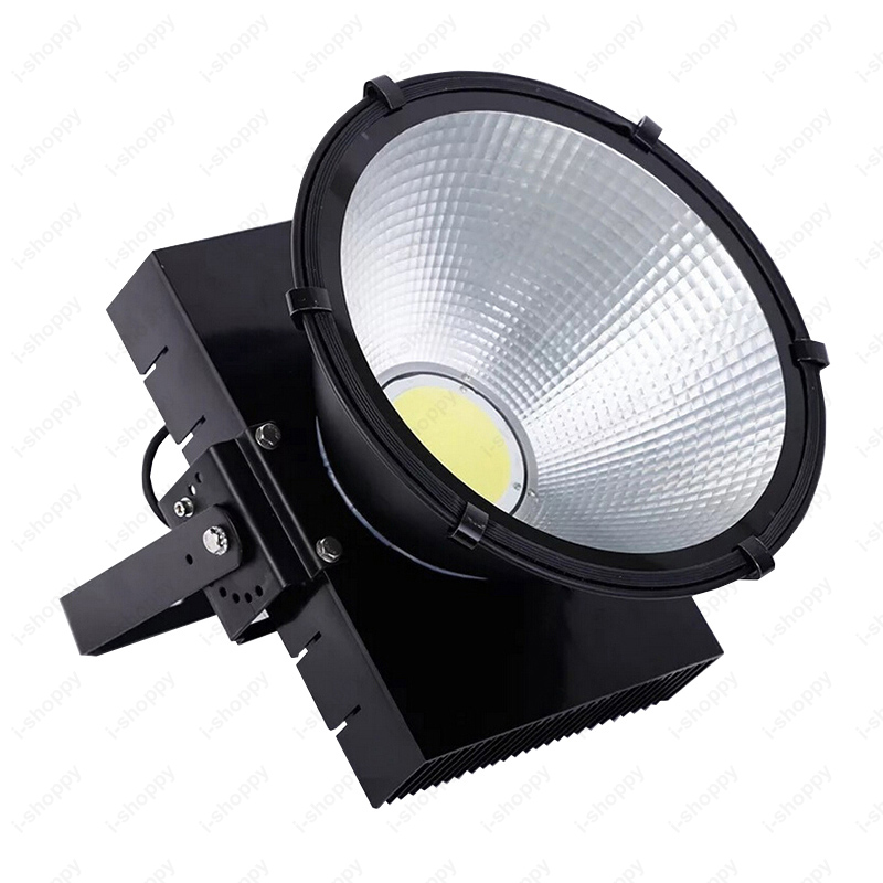 Super Power 300W/400W LED COB Outdoor Flood Light Fixture Building Project  Lamp Waterproof Construction Site Garden Road In Floodlights From Lights ...