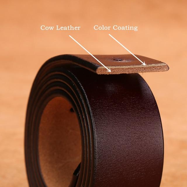 Genuine Leather Belt 6