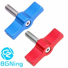 T Type Metal Handle Adjustable Screws M4 M5 M6 Hand Tighten Screw for DSLR Camera Photography Spare Parts