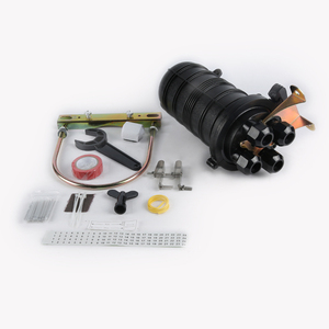 Image 4 - QIALAN Fiber optics splice optic protection box access terminal, Capacity 6 to 48 cores